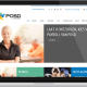 Website professionalisering, marketing, e-mail campagne en SEO voor project POSD Bv