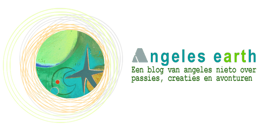 Wordpress blog voor Angeles Earth